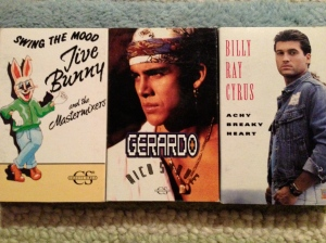 cassingles, billy ray cyrus