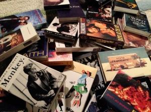 cassingles, cassette singles