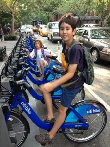 kids citibike