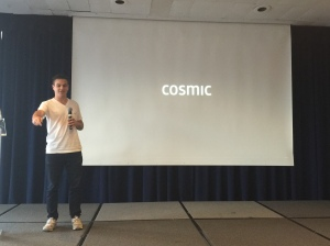 startup pitch 2 cosmic