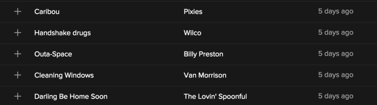 spotify discover weekly 2